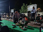 SAMBUT HUT BHAYANGKARA KE-74, POLSEK PITURUH GELAR TIRAKAT
