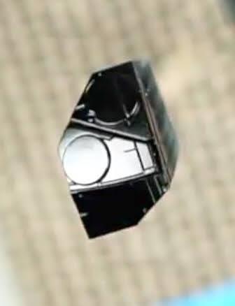 메탈 도색을 위한 유광 블랙