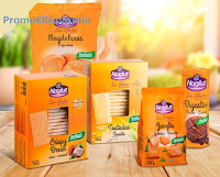 Logo Santiveri Noglut maggio 2020 : vinci gratis 5 pack di prodotti