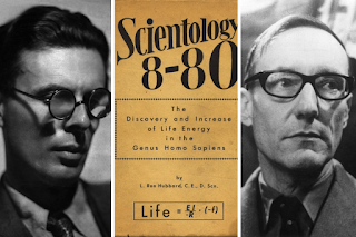 Huxley, Burroughs, and the Church of Scientology