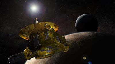 Nasa-new-horizon - Una Galaxia Maravillosa