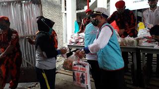 Peduli Dampak Pandemi Covid- 19, Yayasan Paramita Foundation Gelar Bakti Sosial