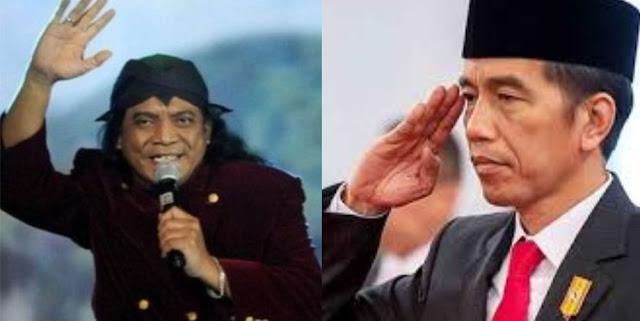 Didi Kempot Jokowi
