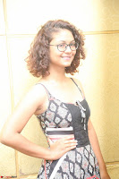 Actress Aditi Myakal Looks gorgeous in Sleeveless Deep Neck Top at Ami Tumi success meet ~  Exclusive 163.JPG