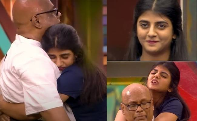 Suresh Chakaravarthi re-entry like Kabali in Bigg boss house