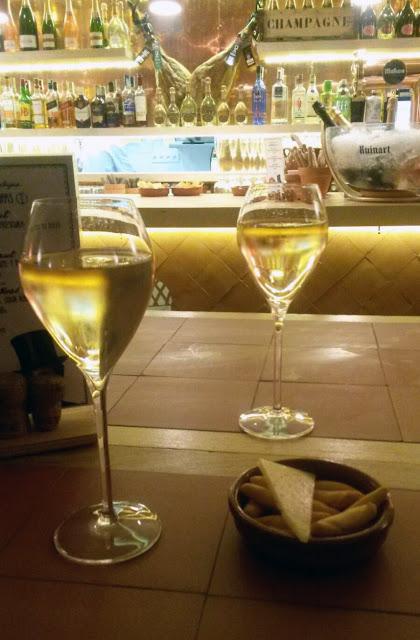 Bocadillería de Jamón y champán