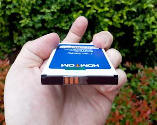 Baterai Hape Outdoor Homtom HT20 HT20 Pro New Original 3500mAh