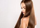 gambar rambut reponding, rambut lurus, rambut, wanita rambut lurus