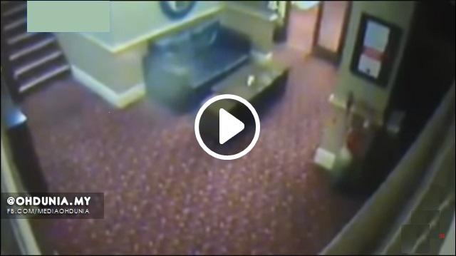 Terkejut Besar Selepas Lihat Rakaman CCTV Di Kelab Malam