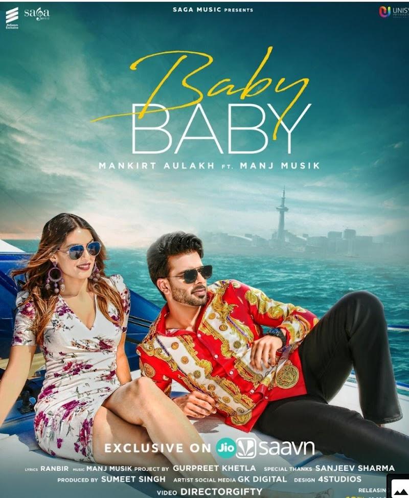 Baby Baby Mankirt Aulakh Lyrics