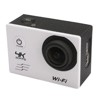 action cam wifi 4k on tenck