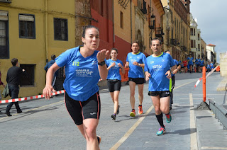 carrera 10 Kms Universitarios de Leon