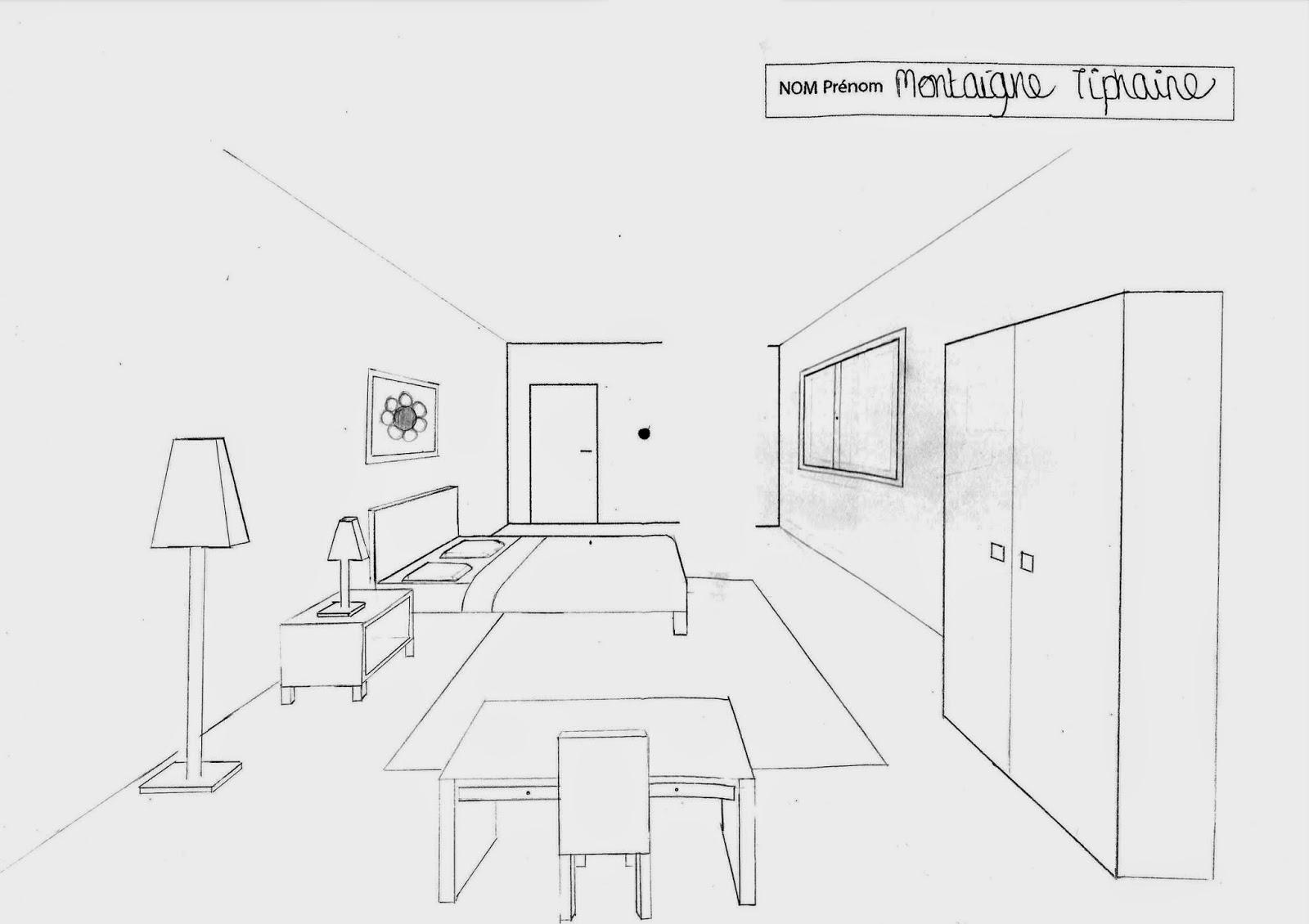 Perspective Point De Fuite Meuble ~ Idées Novatrices de la ...