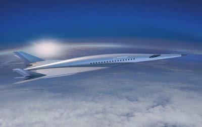 Boeing запустить надзвуковий лайнер
