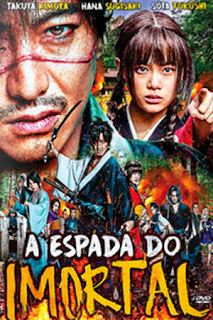 A Espada do Imortal - BDRip Dual Áudio