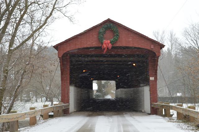 Kissing Bridge/West Montrose Covered Bridge