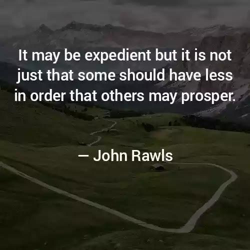 John Rawls Best Quotes