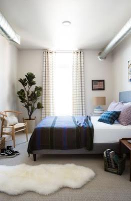 design della camera da letto moderna