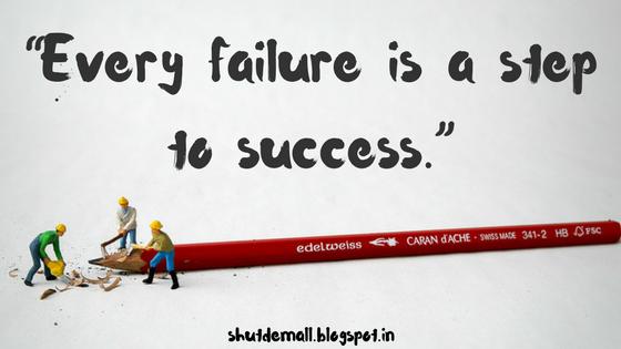 ignore the failures