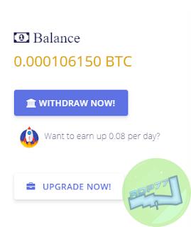 Free Minning Bitcoin Status