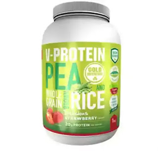 pareri Pudra proteica vegetala V-Protein forum gold nutrition