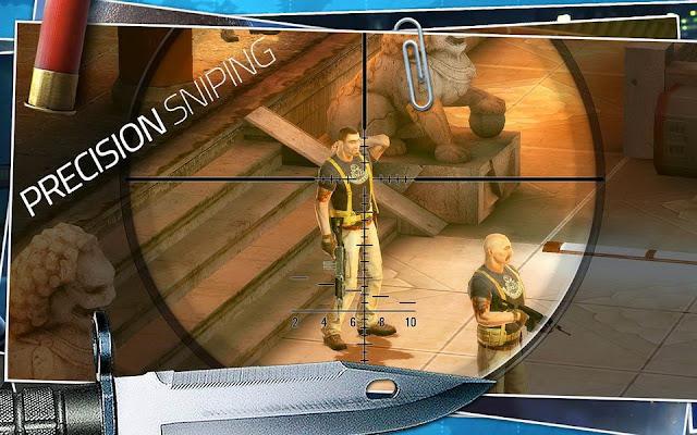 تحميل لعبة القاتل المأجور القناص CONTRACT KILLER SNIPER على الاندرويد.