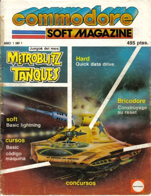 Commodore Soft Magazine #01 (01)