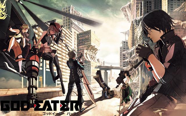 Download Kumpulan Anime God Eater BD (Episode 01 – 13) Subtitle Indonesia Full Episode Batch