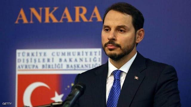 İstifa mı, görevden mi? .. Erdoğan'ın damadı 'Maliye Bakanı' görevinden ayrıldı