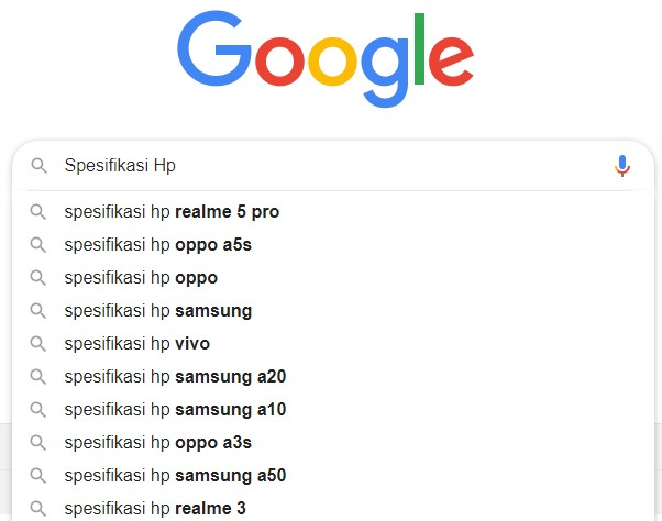 Beranda Google