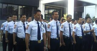 LOWONGAN KERJA SECURITY PRIA (SCR)