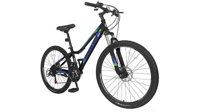 MOONCOOL Mountain Bikes Adults MTB Bike