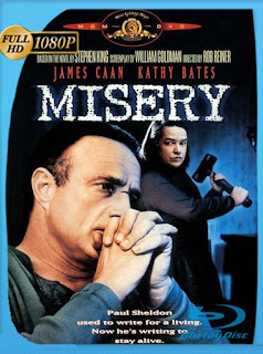 Misery [1990] HD [1080p] Latino [GoogleDrive] SilvestreHD
