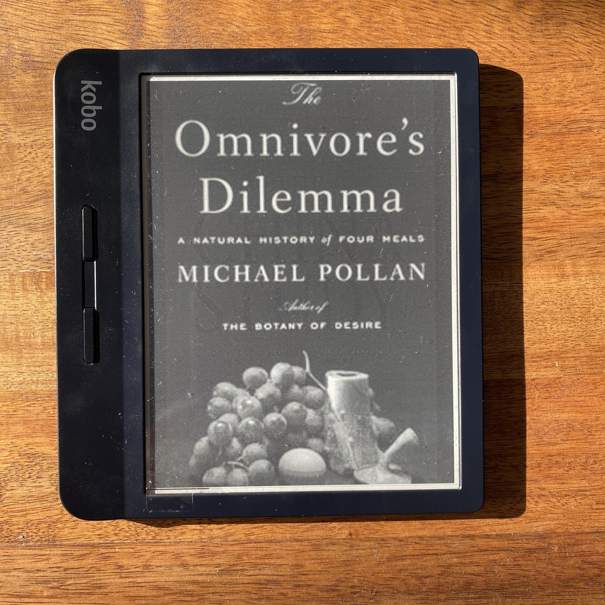 The Omnivore's Dilemma (Kitap)
