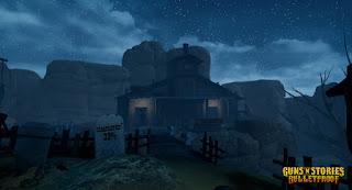 Guns n Stories Bulletproof VR-VREX