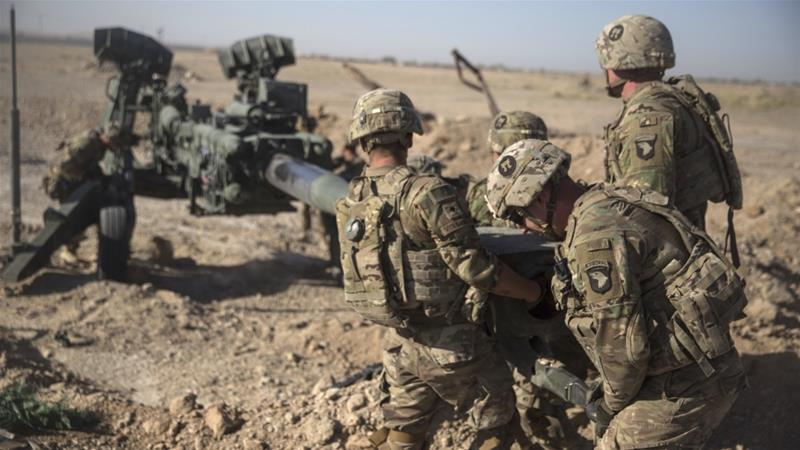 About 14,000 US troops and some 17,000 troops from 39 NATO allies and partner countries are in Afghanistan in a non-combative role