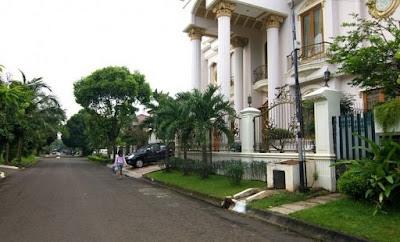 4 Kawasan Elit di Jakarta