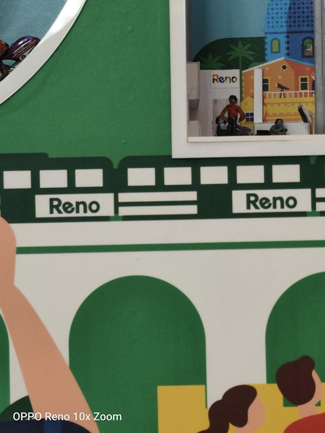Hasil foto OPPO Reno 10x Zoom