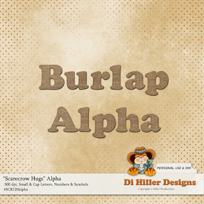 Burlap Alpha