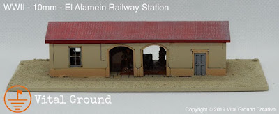 El Alamein Railway Station picture 4