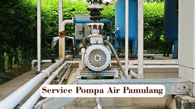 Service Pompa Air Pamulang