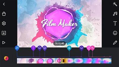 Aplikasi MovieMaker FilmMaker