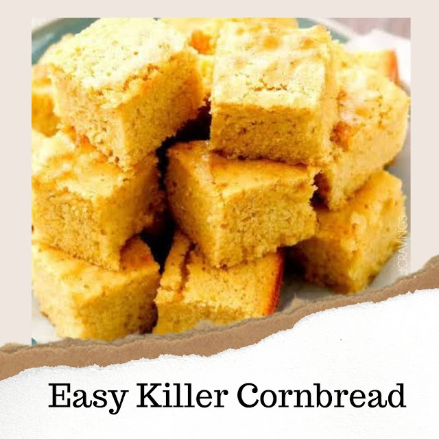 Easy KILLER CORNBREAD