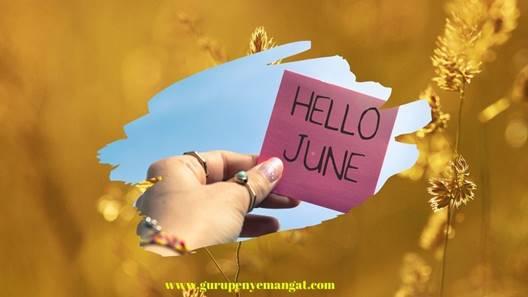 Pantun Bijak Bulan Juni