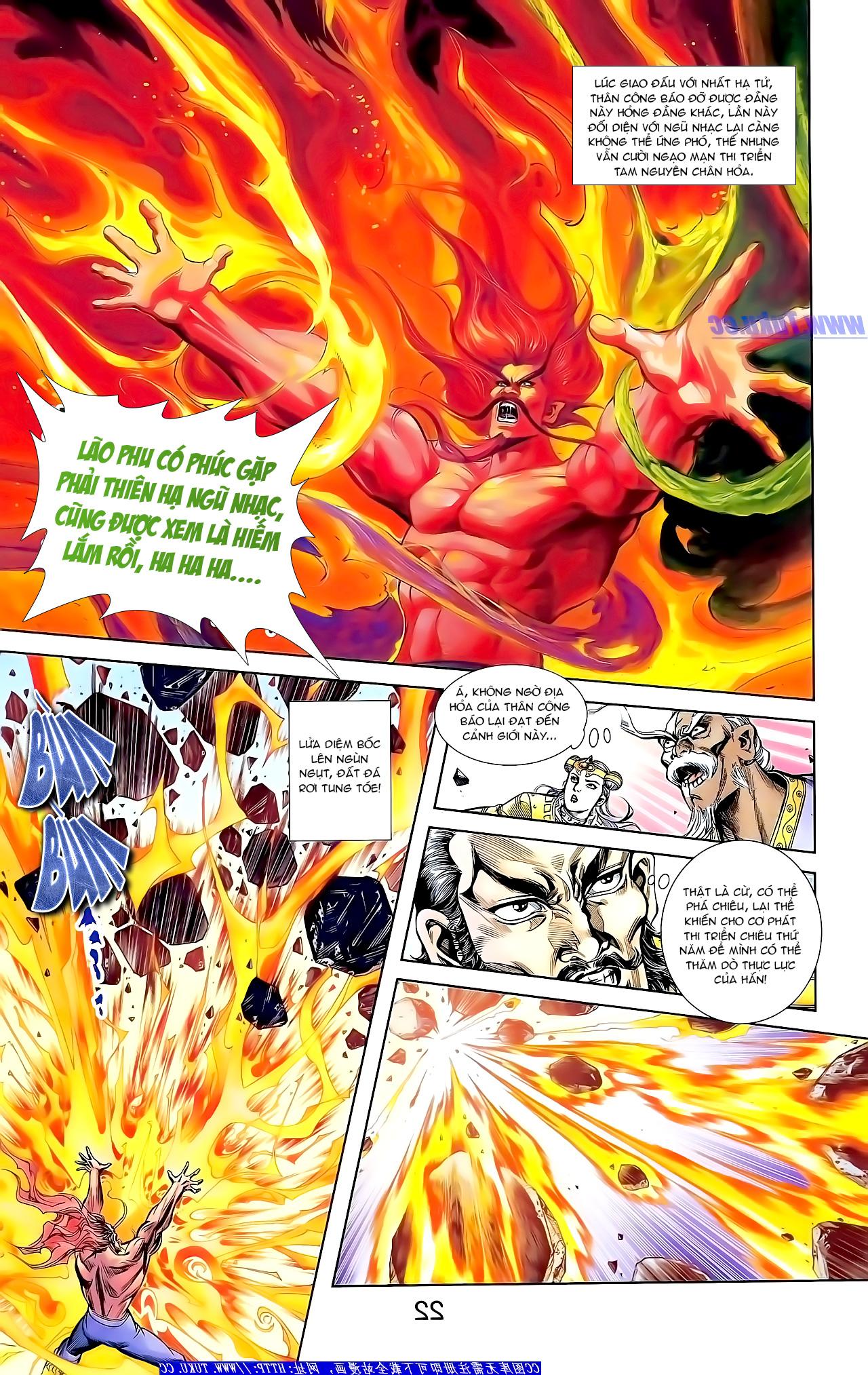 Cơ Phát Khai Chu Bản chapter 159 trang 10