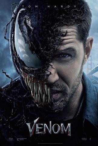 Venom 2018 Dual Audio Hindi 480p BluRay x264 400MB ESubs