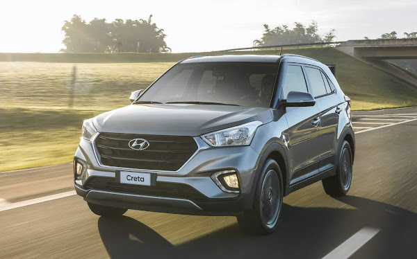 Hyundai HB20 fecha março como carro mais vendido do Brasil