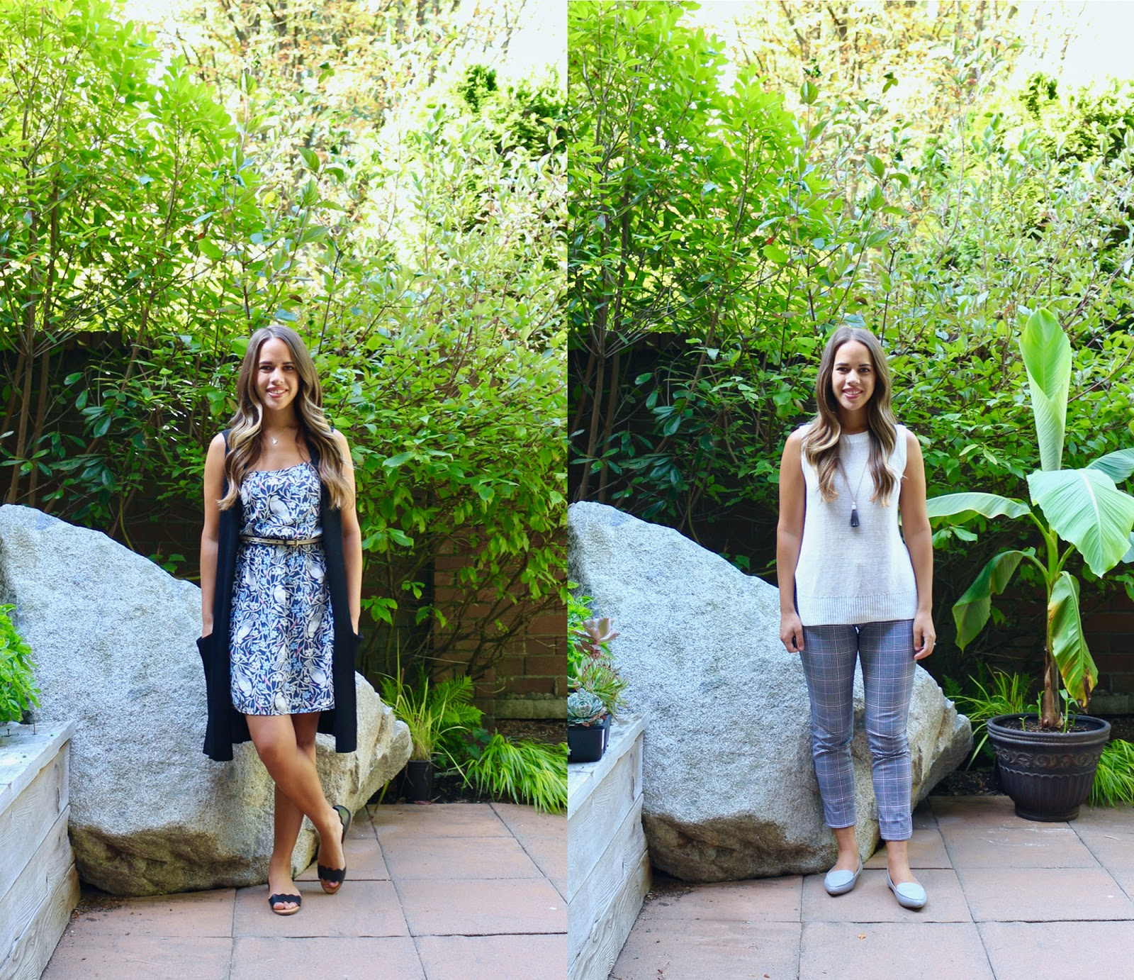 Jules in Flats - July Outfits Week Four