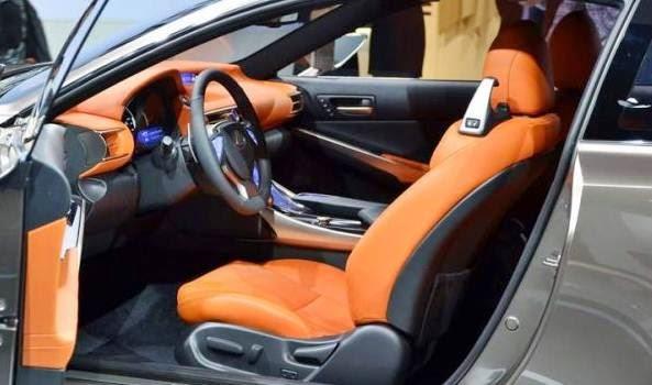 2015 Lexus LF-CC Concept Price