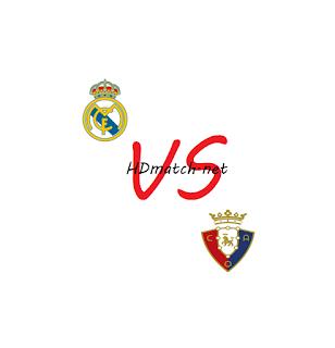 مباراة أوساسونا وريال مدريد بث مباشر مشاهدة اون لاين اليوم 9-2-2020 بث مباشر الدوري الاسباني يلا شوت osasuna vs real madrid